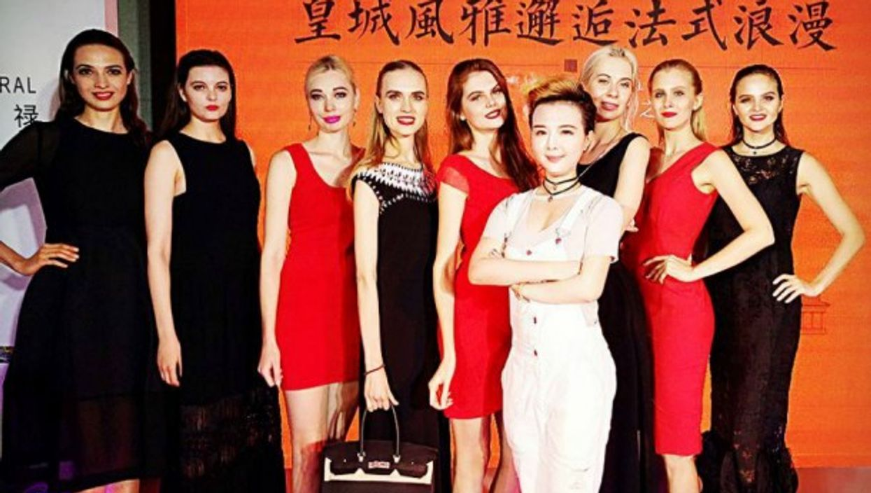 Modeling in Beijing