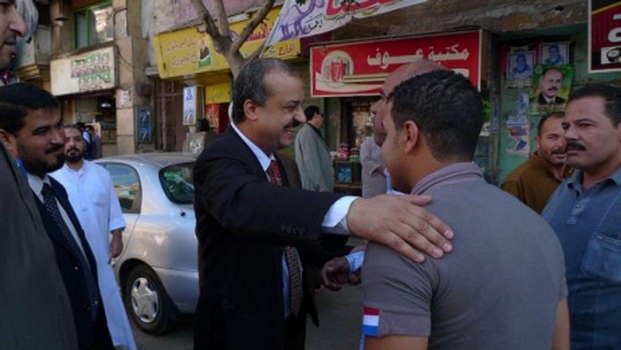 Mohamed el-Beltagy, a Muslim Brotherhood member, was forced to run last year as an independent (Al Jazeera)