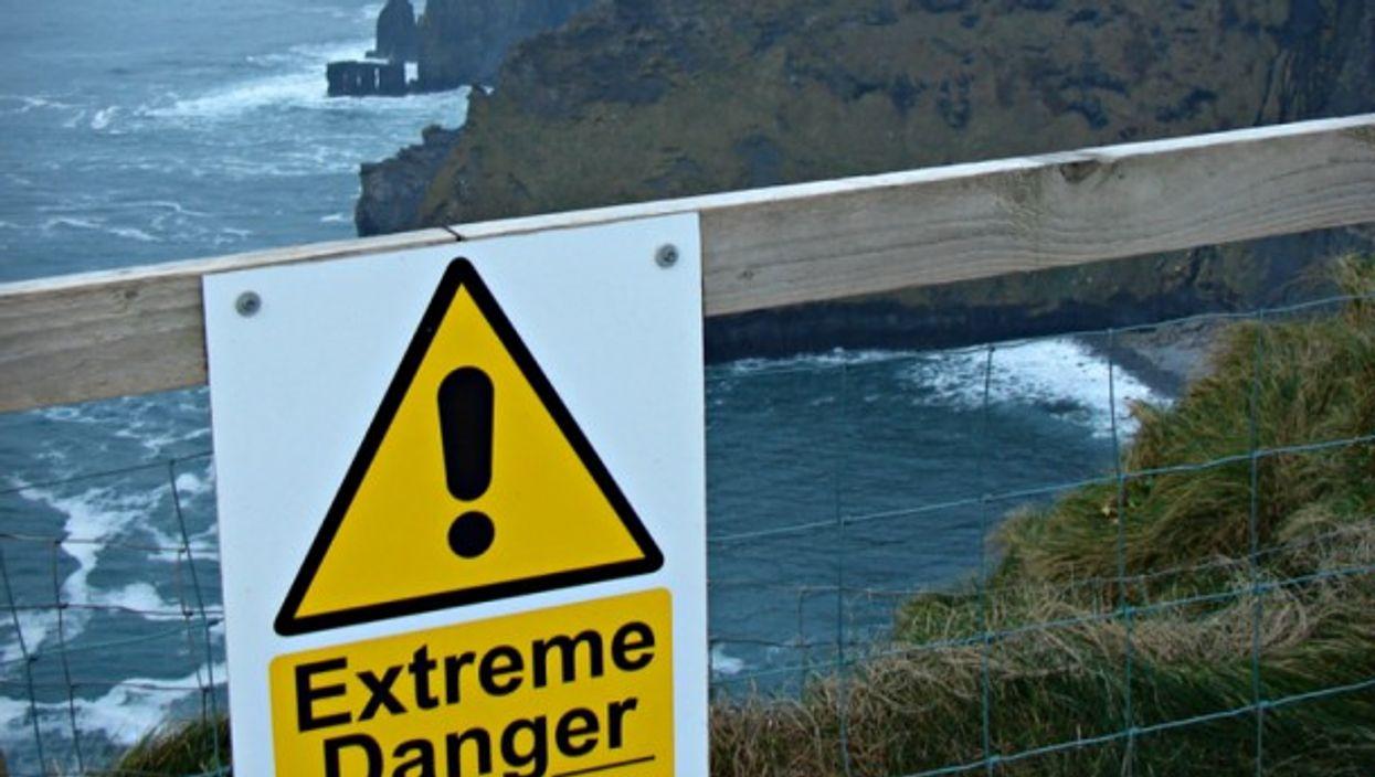 Moher cliffs near Doolin, Ireland