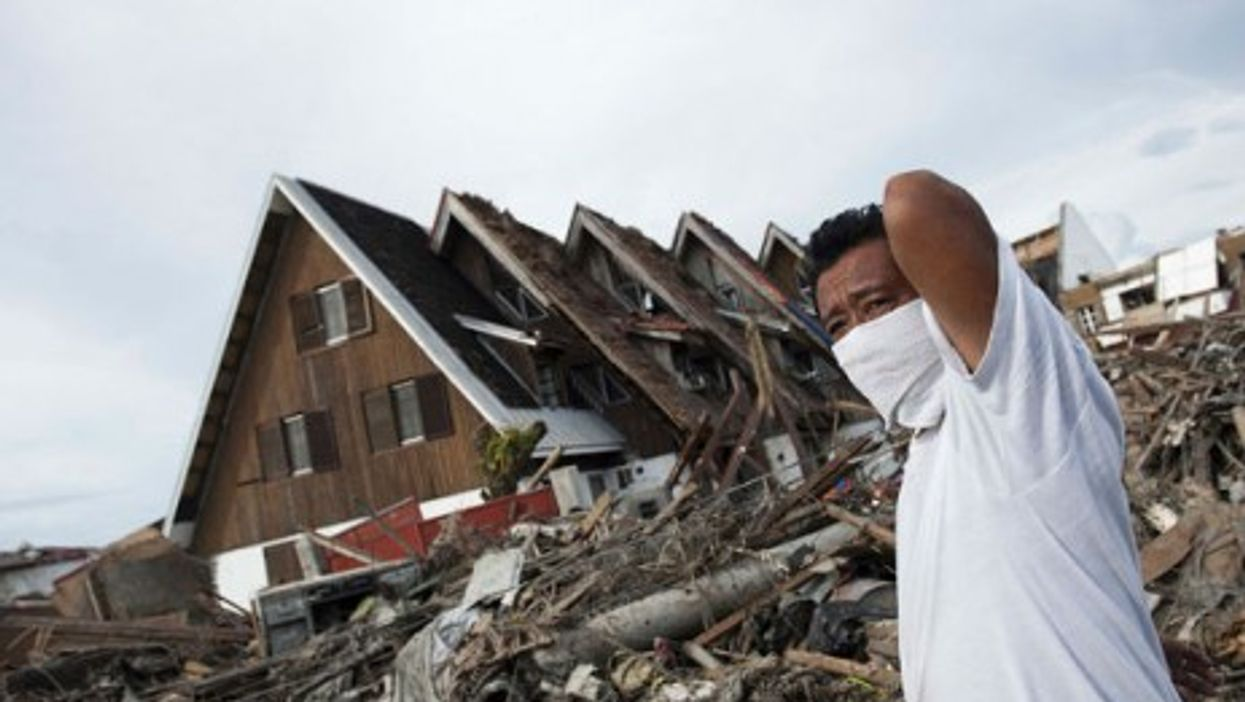 More than 2,000 people have died in Tacloban alone