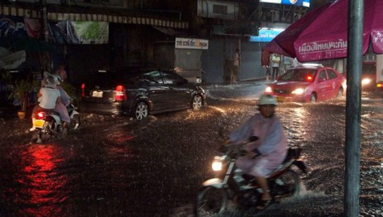 More than 300 people have been killed by the floods since last July