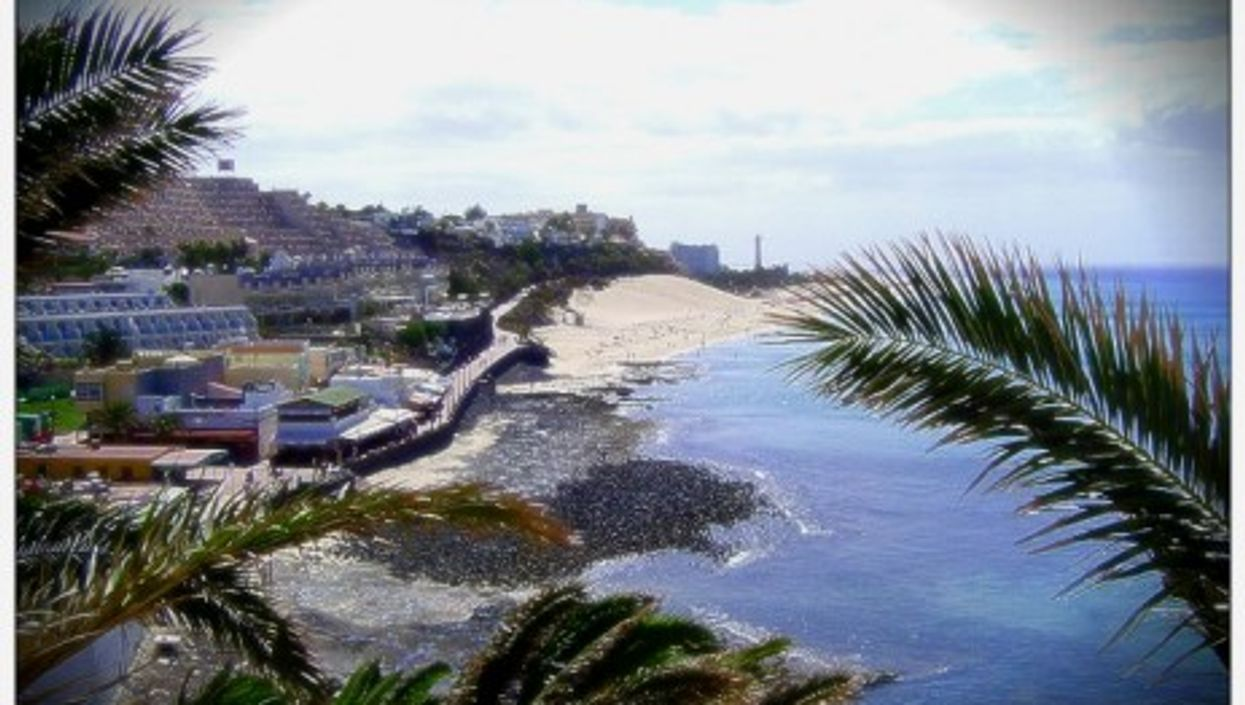 Morro Jable, Fuerteventura: Paradise soon to be lost?