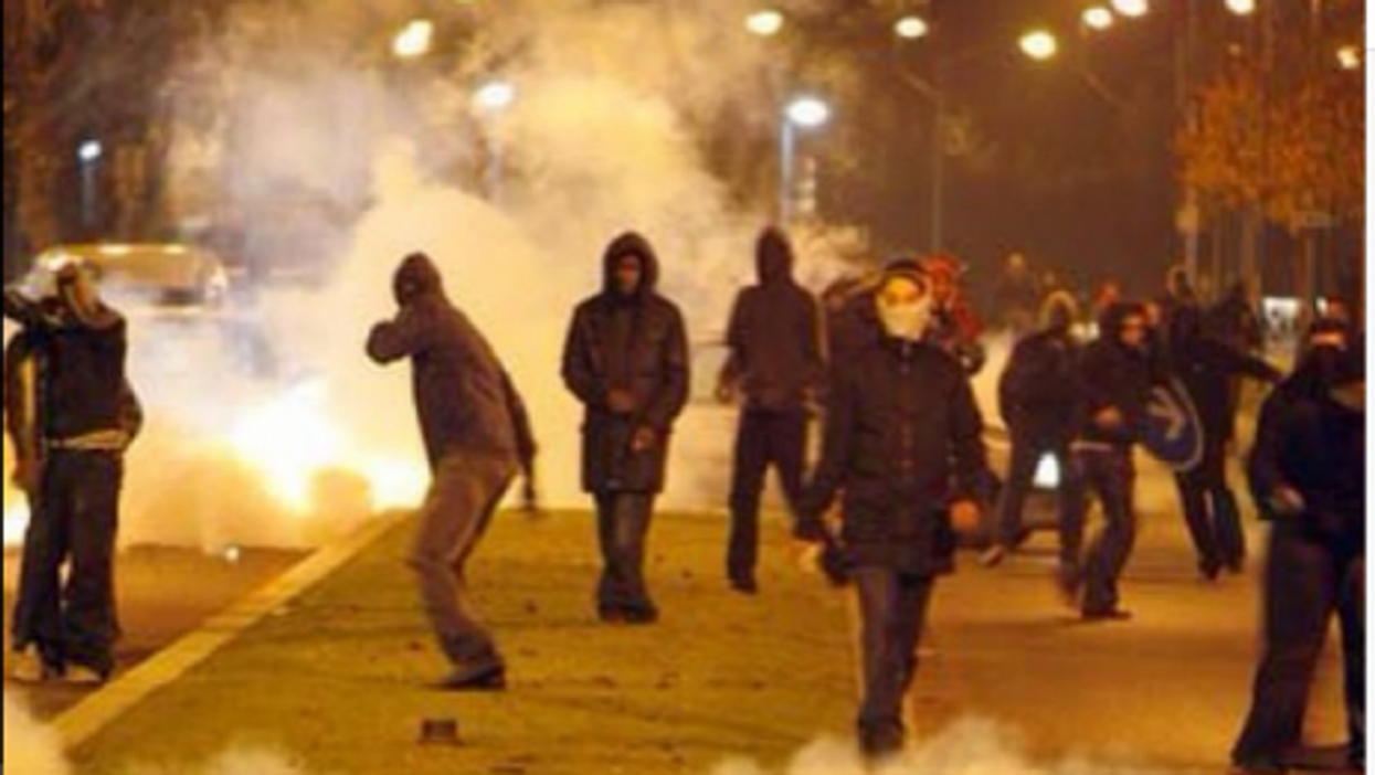 Moscow's riots