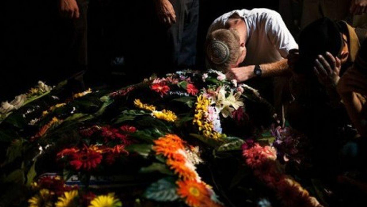 Mourning in Jerusalem