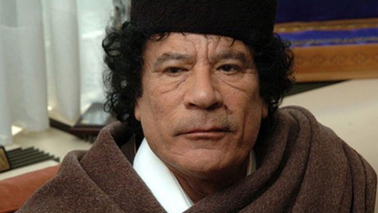 Muammar Gaddafi (open democracy)
