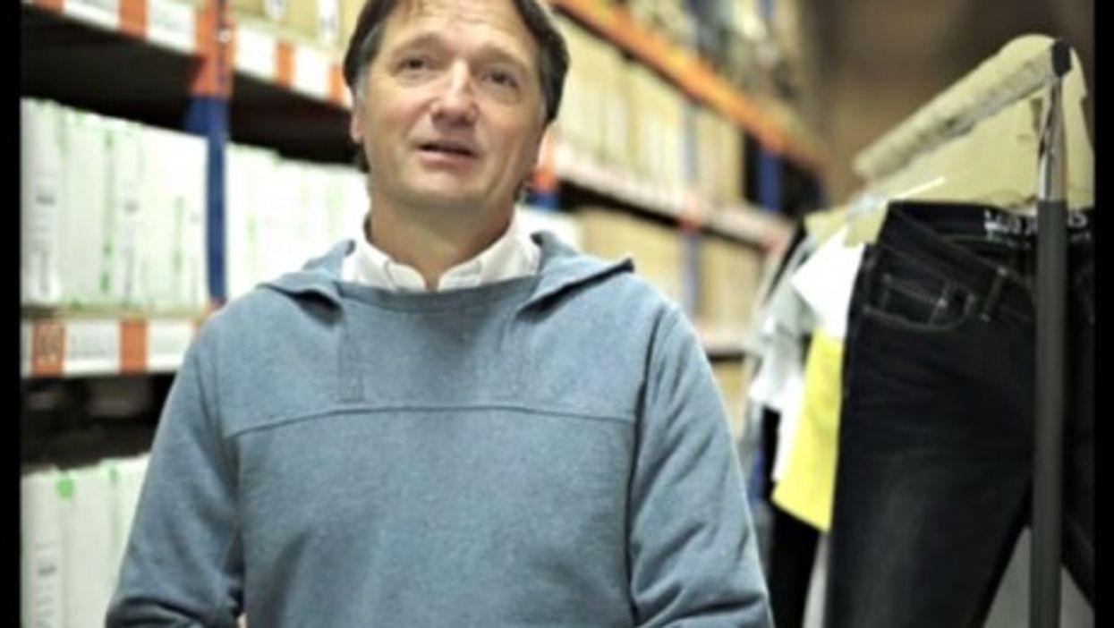 Mud Jeans founder Bert van Son