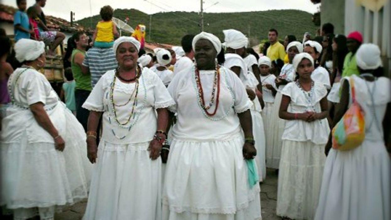 Multiracial and interracial Brazil