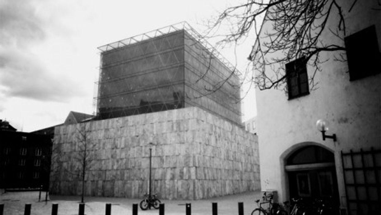 Munich's new Ohel Jacob synagogue
