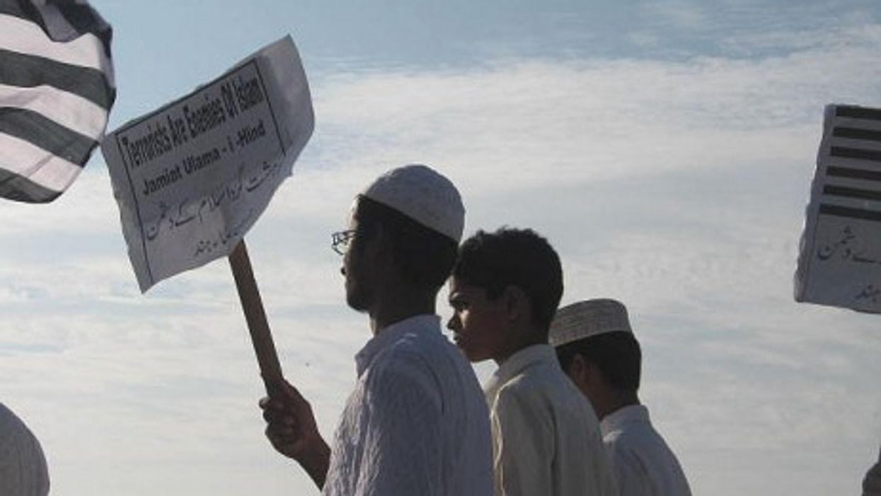Muslim citizens in India joined others in condemning the 2008 Mumbai attacks (Anuradha Sengupta)