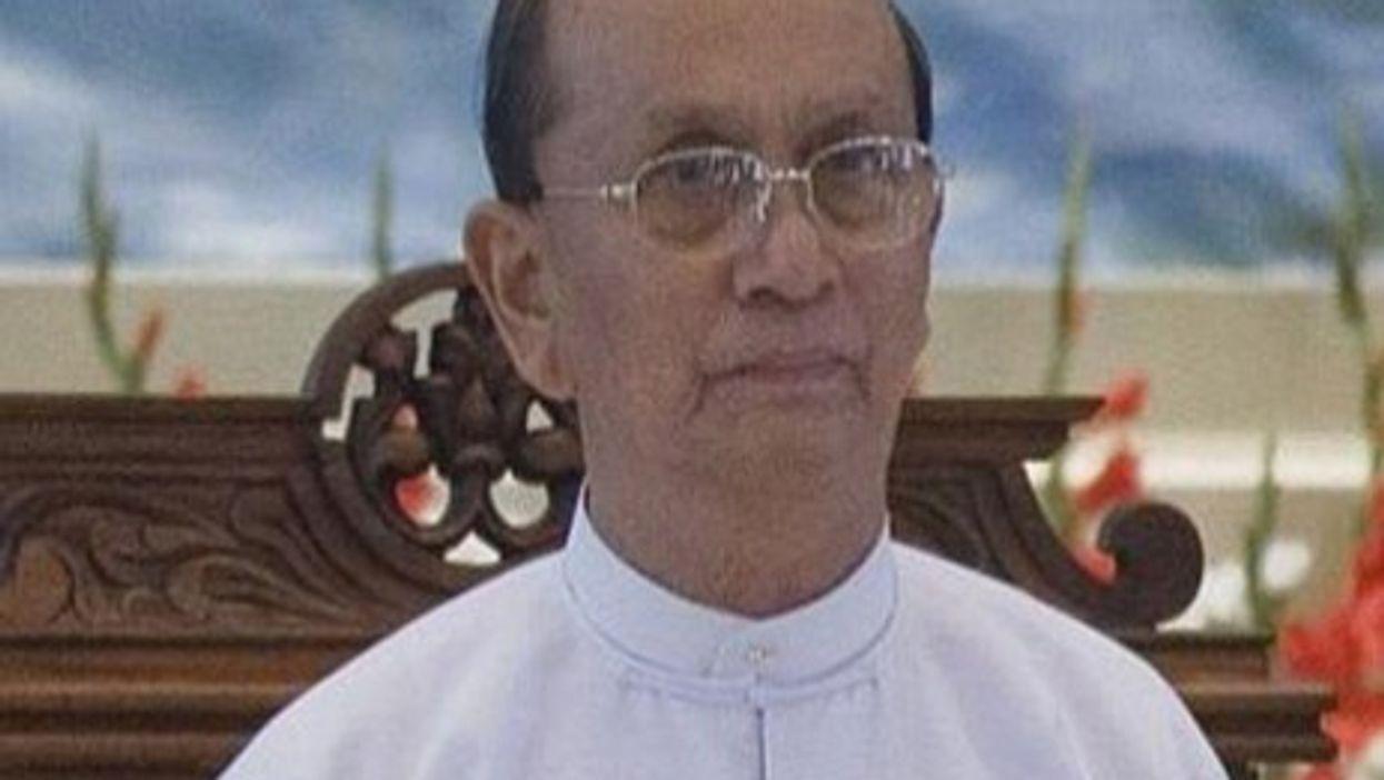 Myanmar President Thein Sein, an unlikely reformer