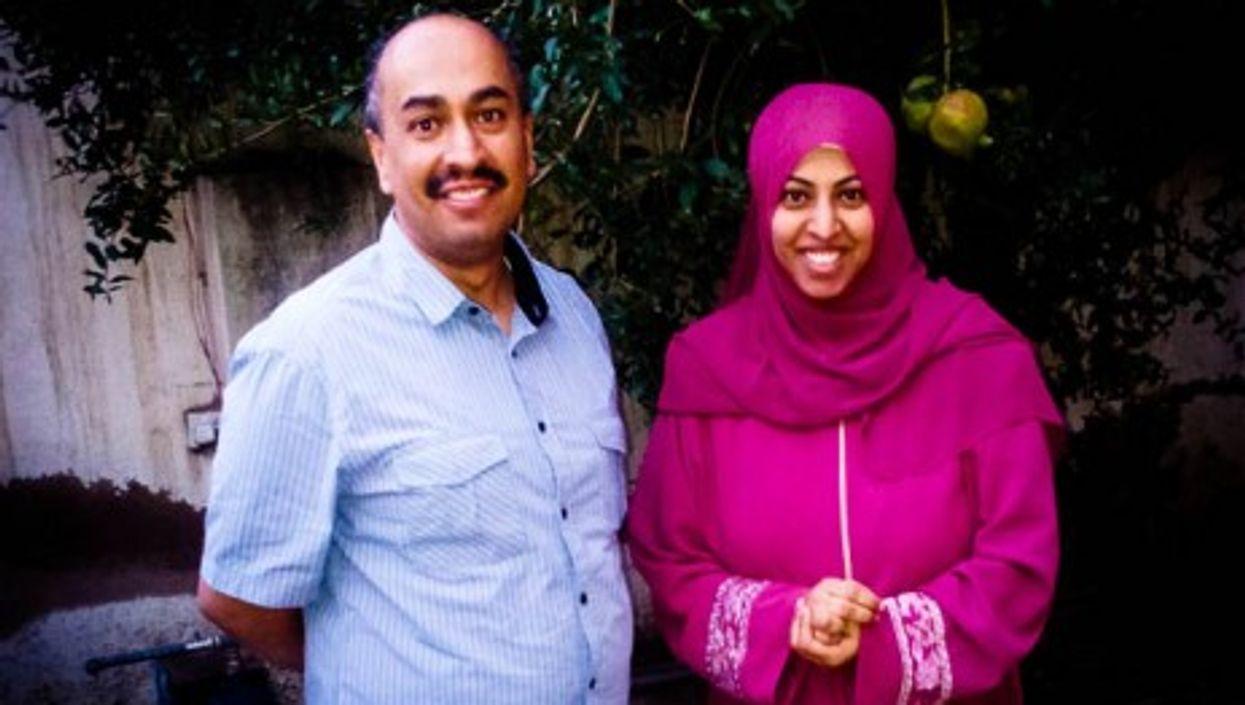 Nadia and Walid Al-Sakkaf