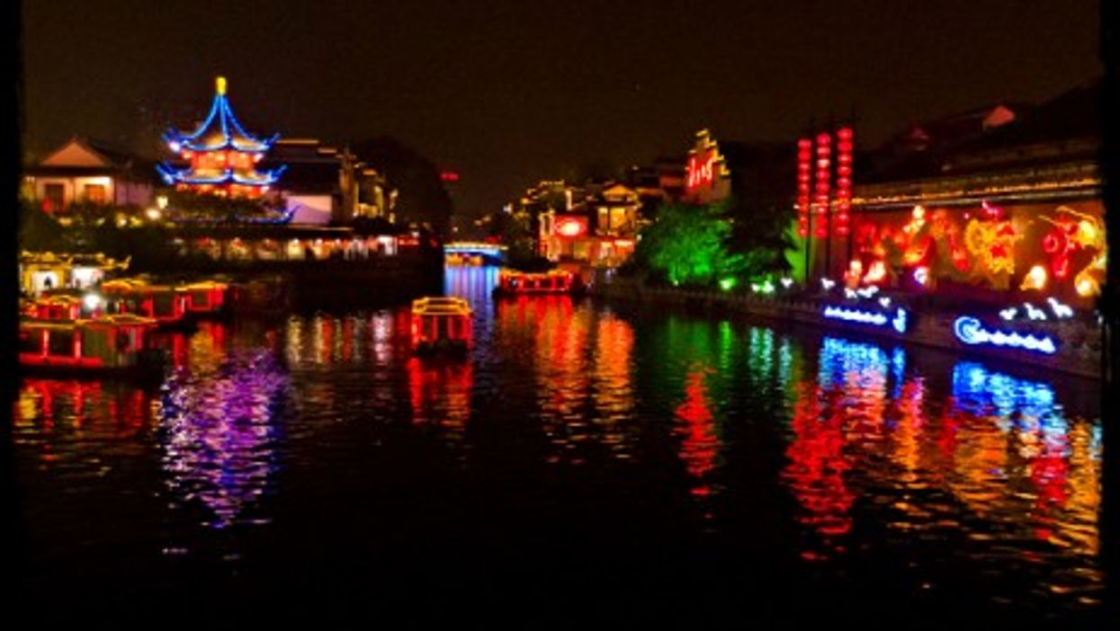 Nanjing facing its troubled past