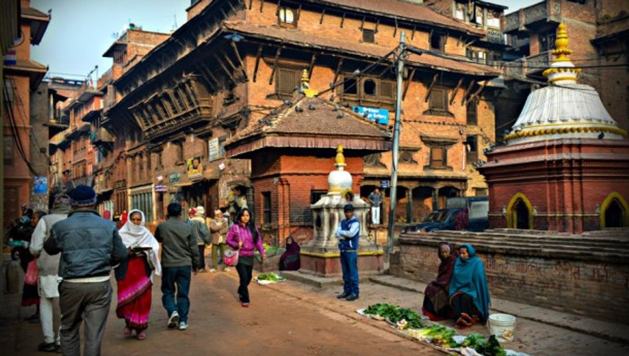Nepal is still a land of contradictions.