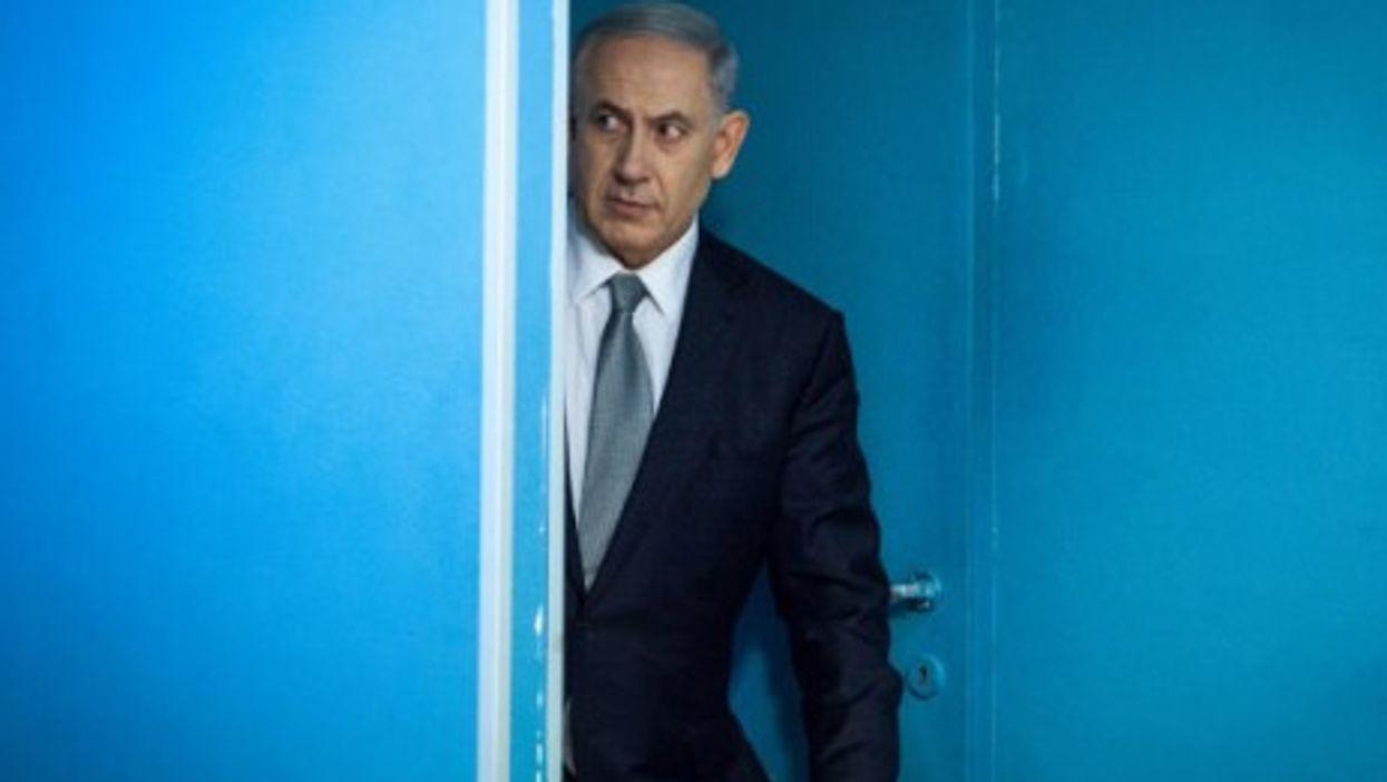 Netanyahu on Dec. 3