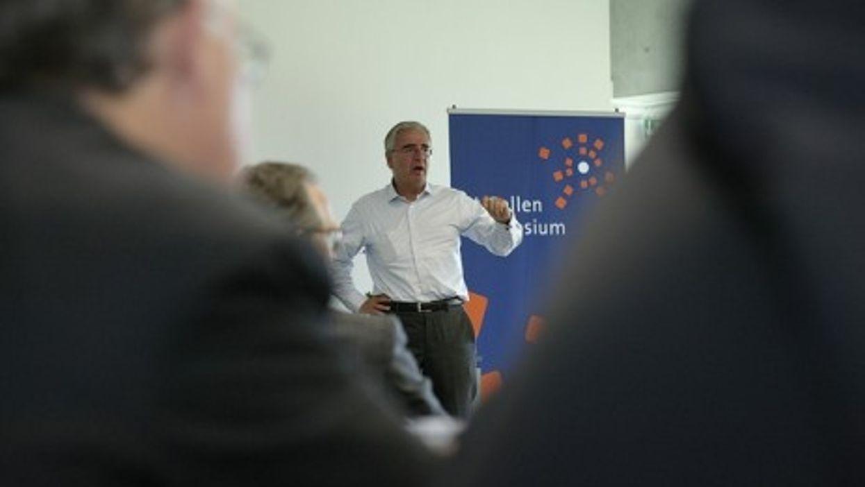 New Deutsche Bank board chairman Paul Achleitner (St. Gallen Symposium)