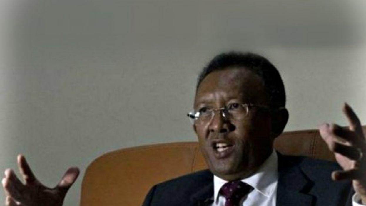 New Madagascar President Hery Rajaonarimampianina