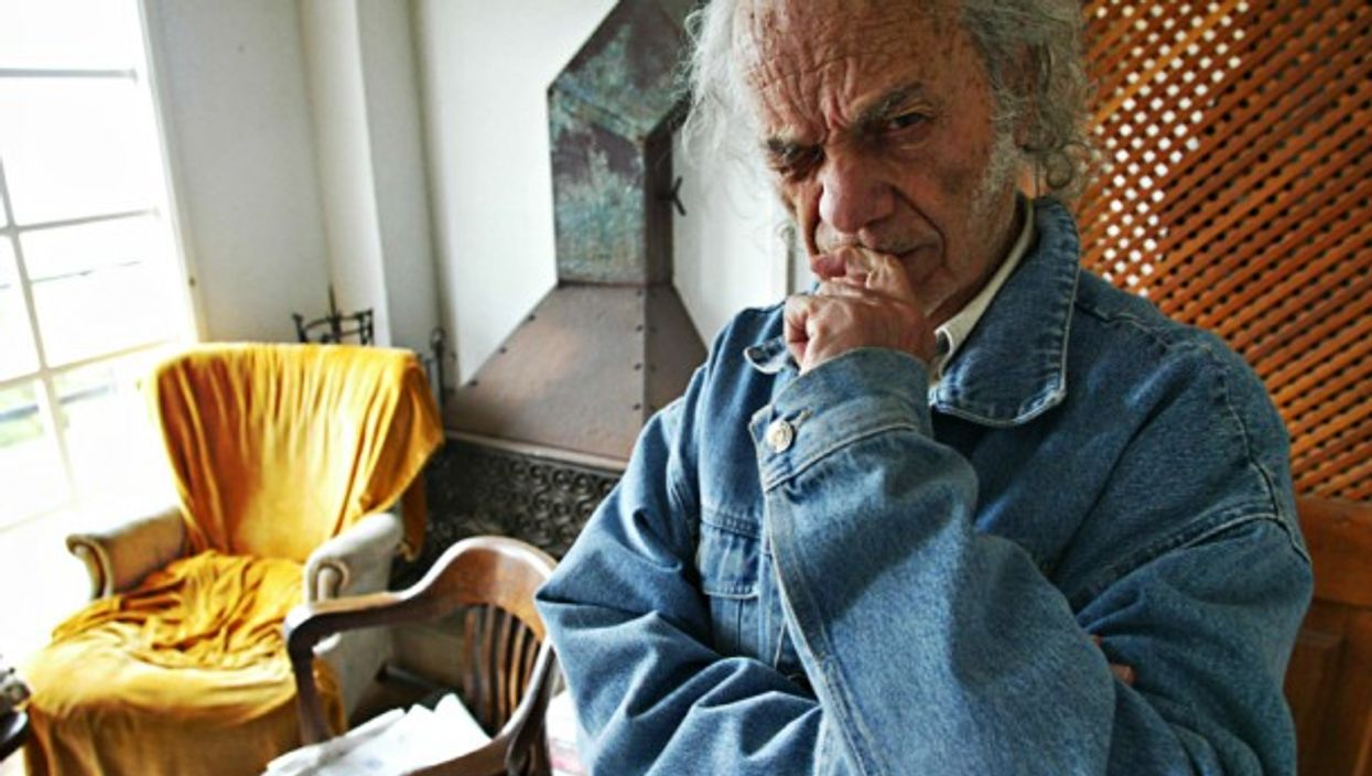 Nicanor Parradied at the ripe age of103