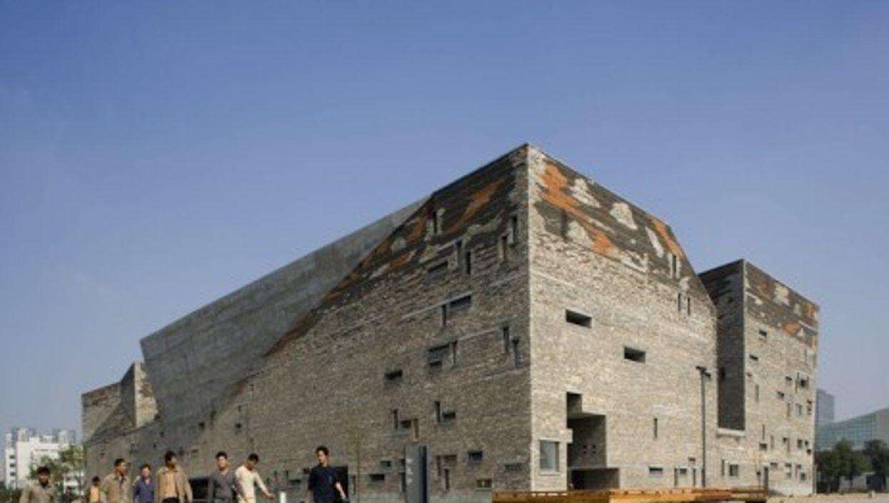 Ningbo Museum of History (Lv Hengzhong)
