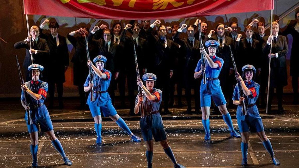 Diversity Efforts in Opera Fall Flat