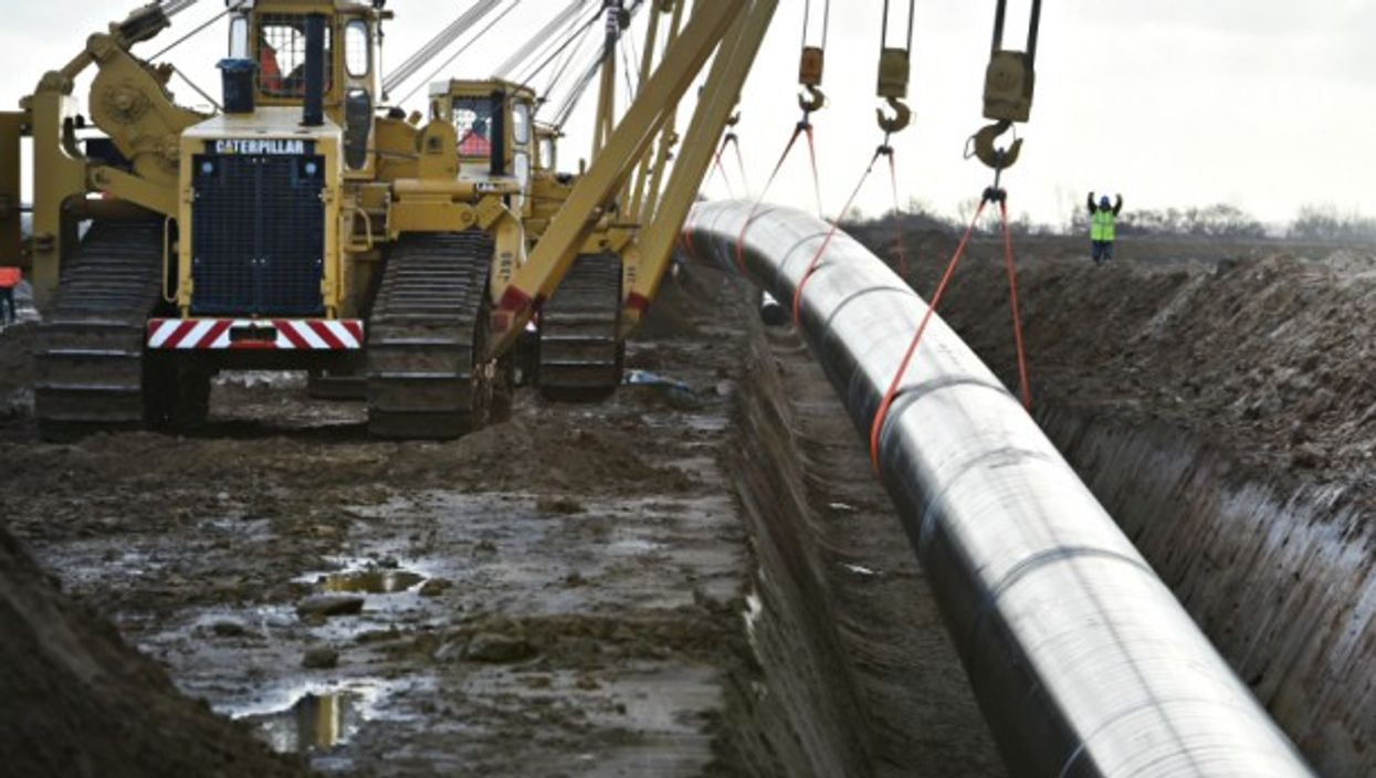 Nord Stream 2, already in the pipes