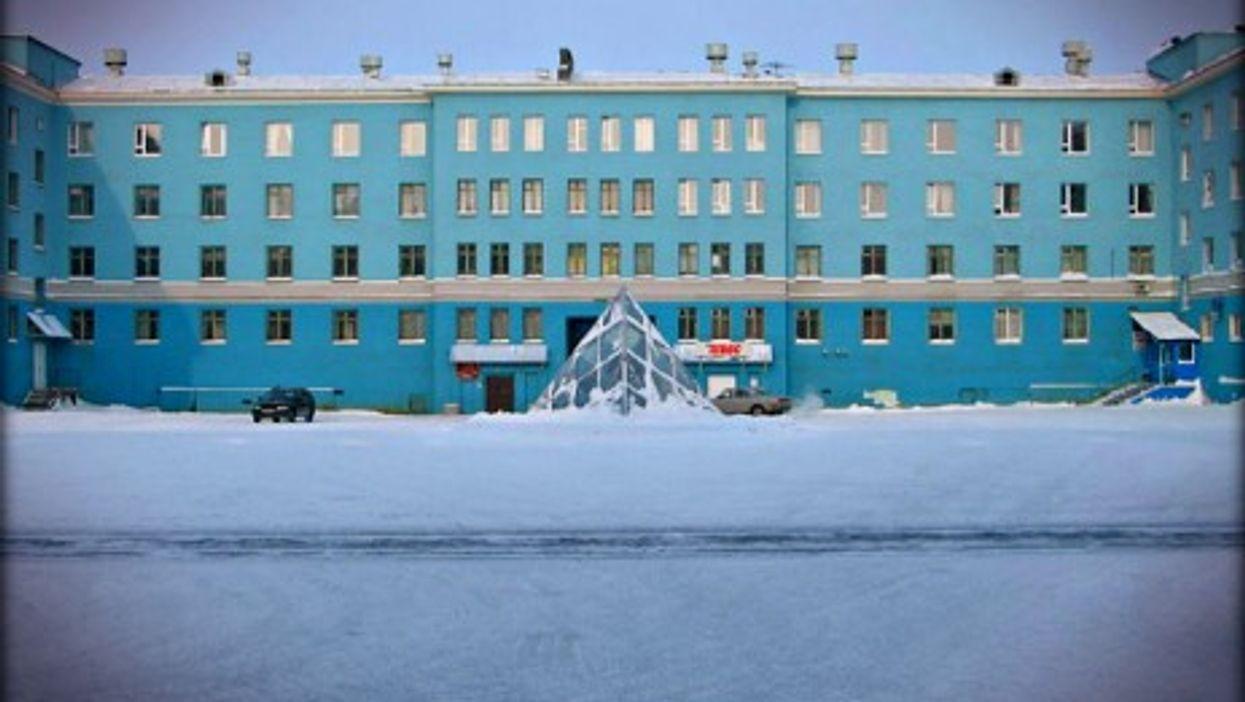 Norilsk maternity hospital