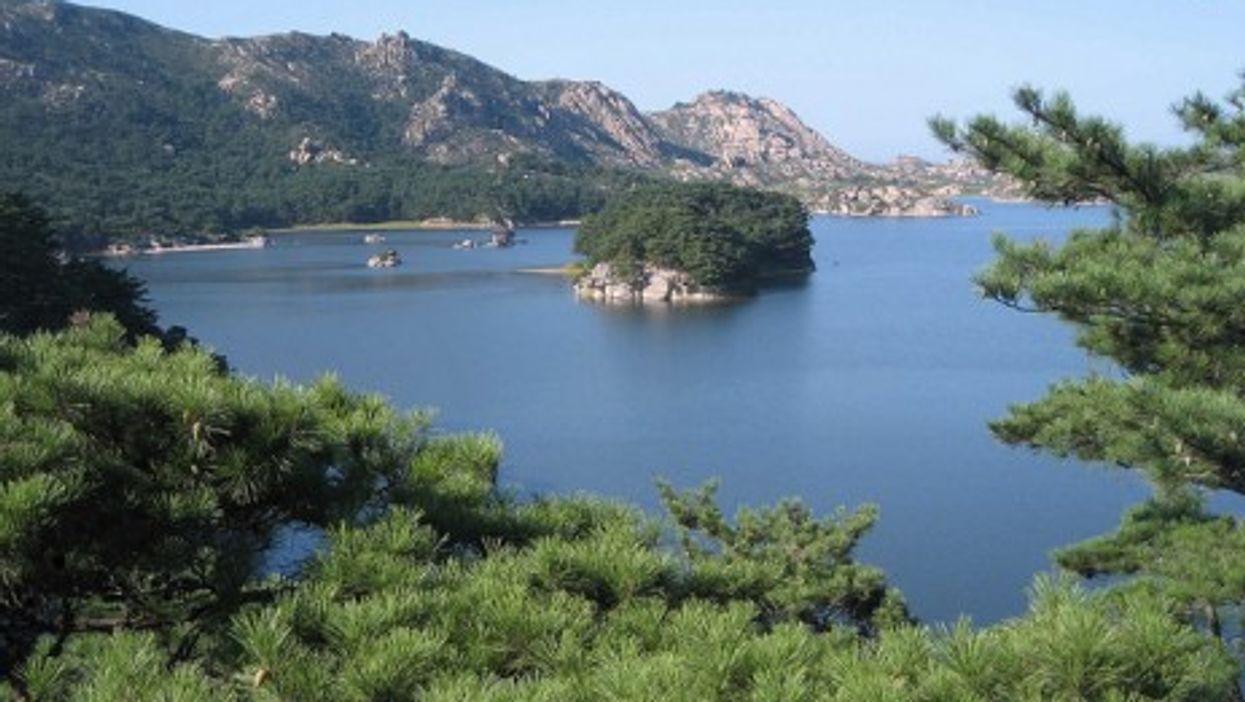North Korea has some breathtaking scenery (David Stanley)