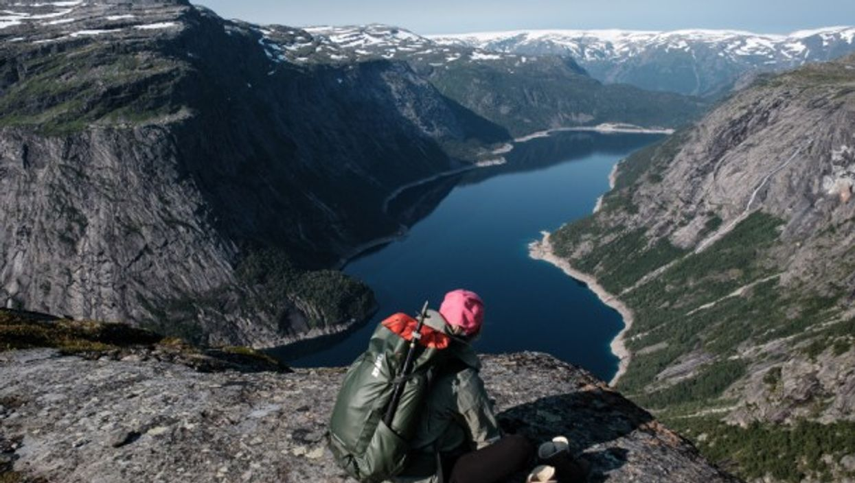Norway wants to makeits fjords emissions-free by 2026