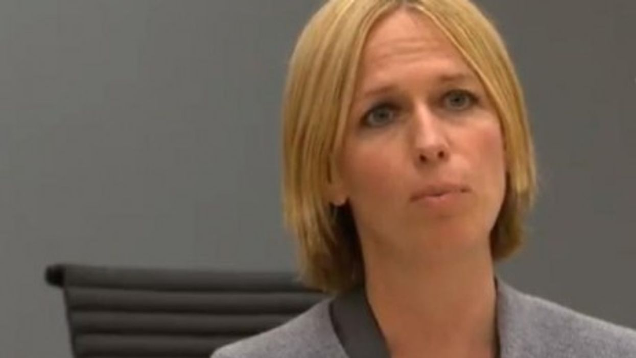 Norwegian prosecutor Inga Bejer Engh (YouTube)