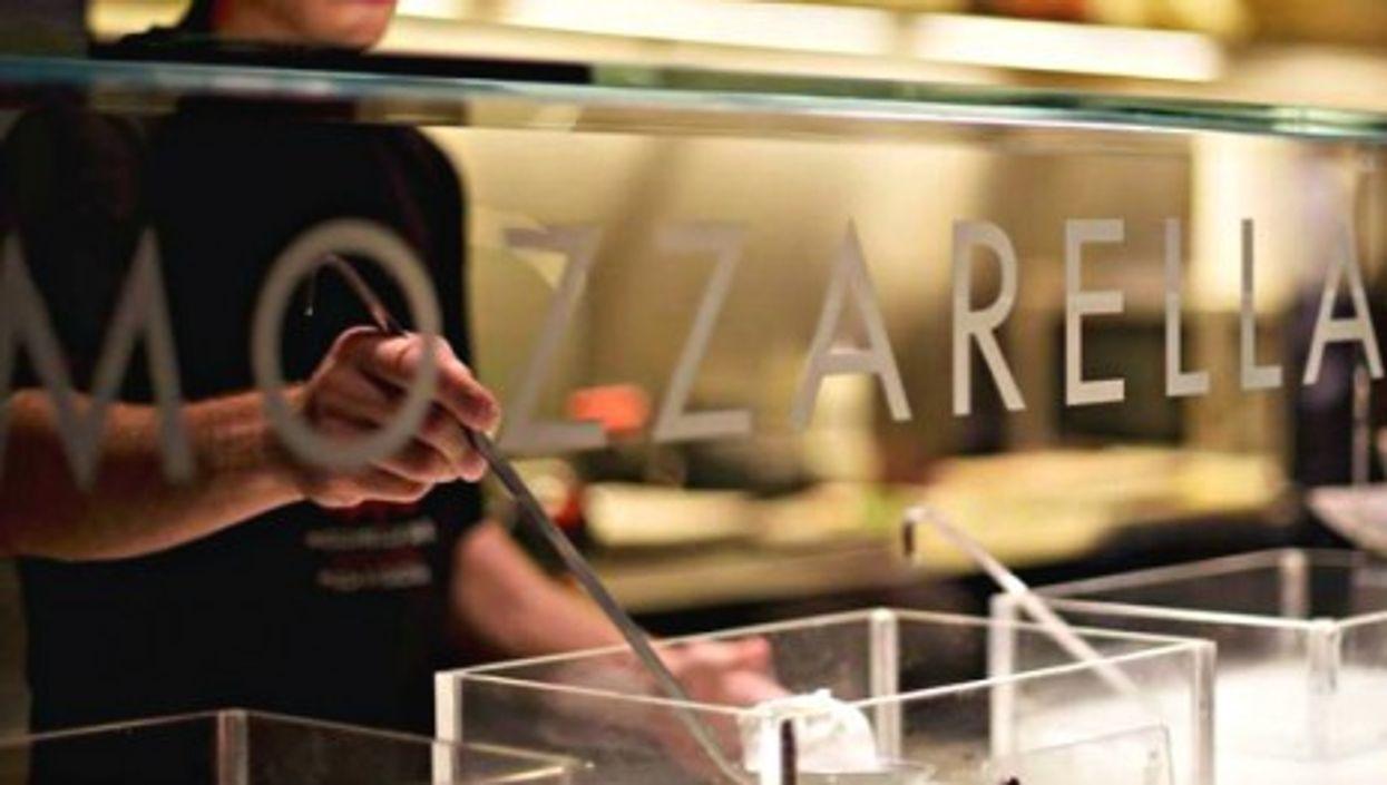 NYC Flatiron's Obica Mozzarella Bar