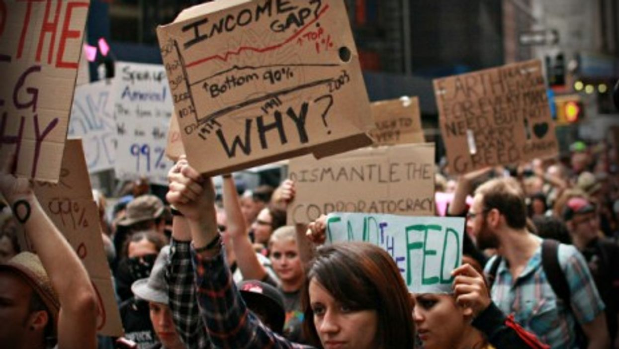 NYC's Occupy Wall Street protests