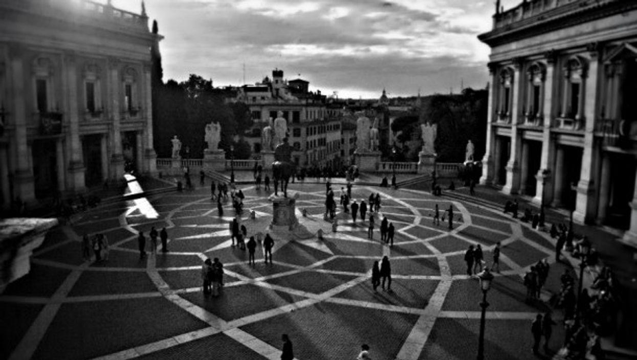 Ominous Rome