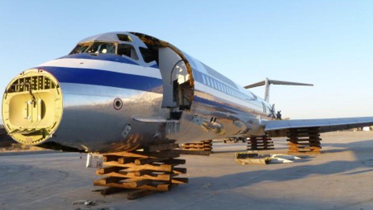 On the chopping block (Aircraft Demolition LLC)