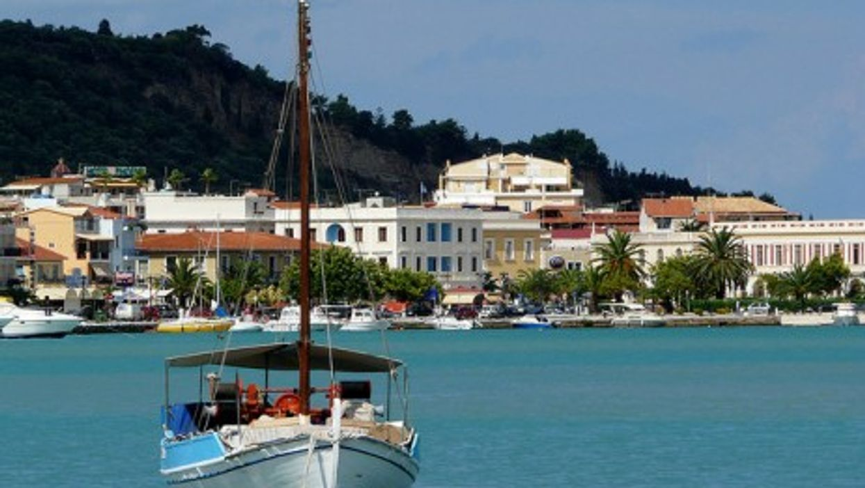 On Zante, seeing is believing (Anna Oates)
