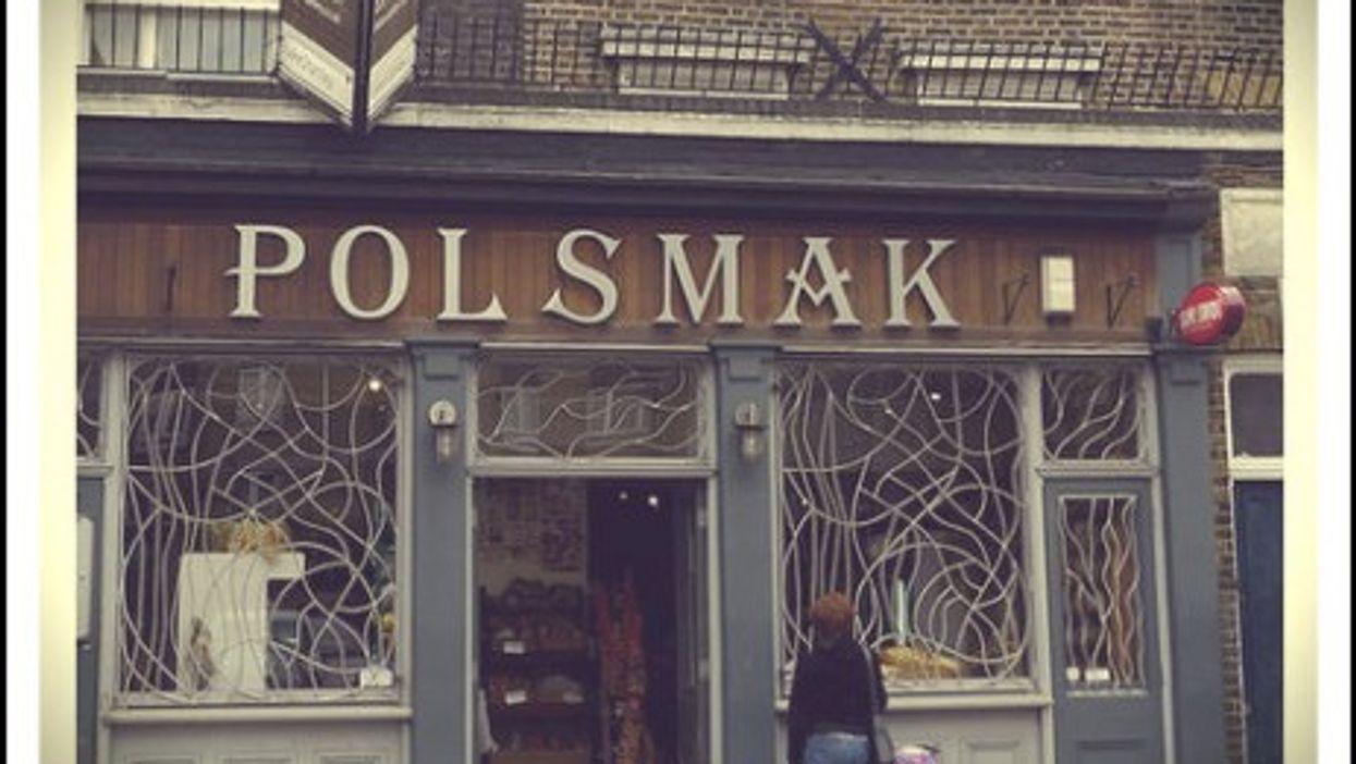 Once a London pub, now a Polish deli