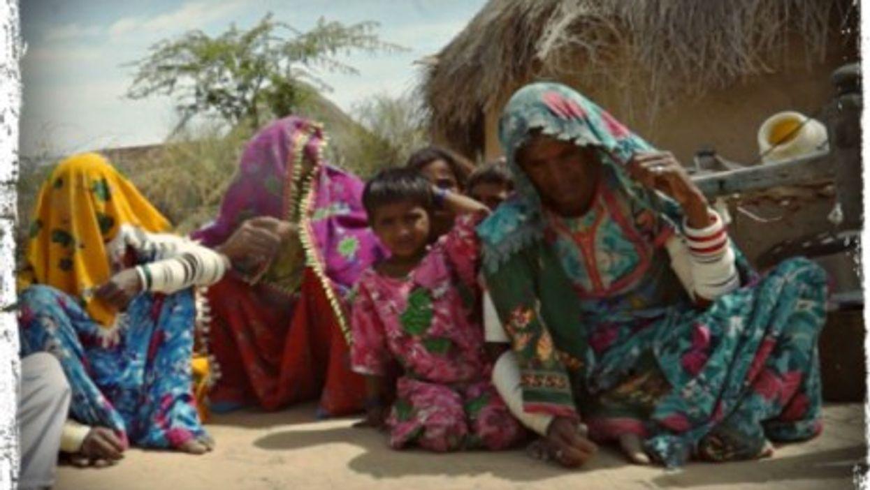 Once again, drought grips Pakistan's Thar desert