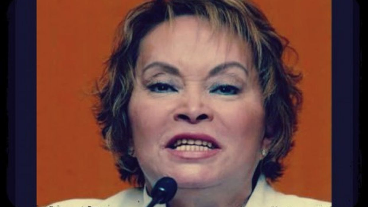 Once Mexico's most powerful woman