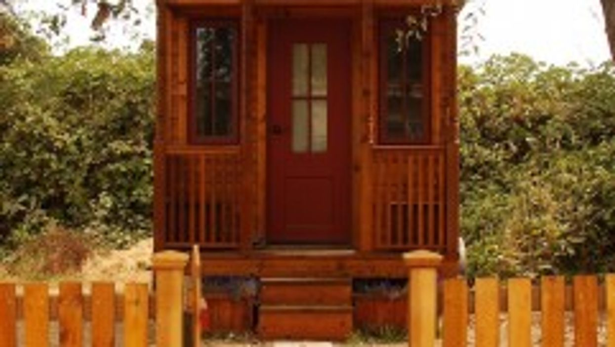 One of Jay Shafer's 'Tiny Houses'