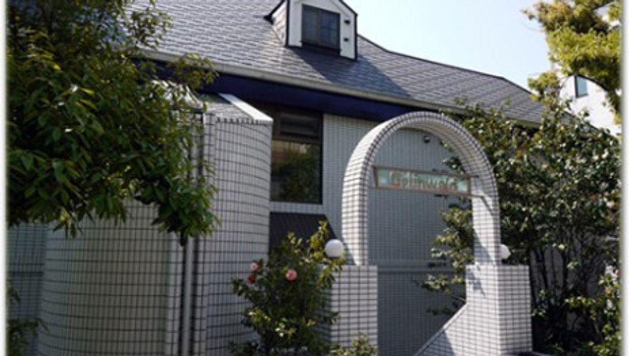 One of Mr. Okamato's Grünwald Co. homes