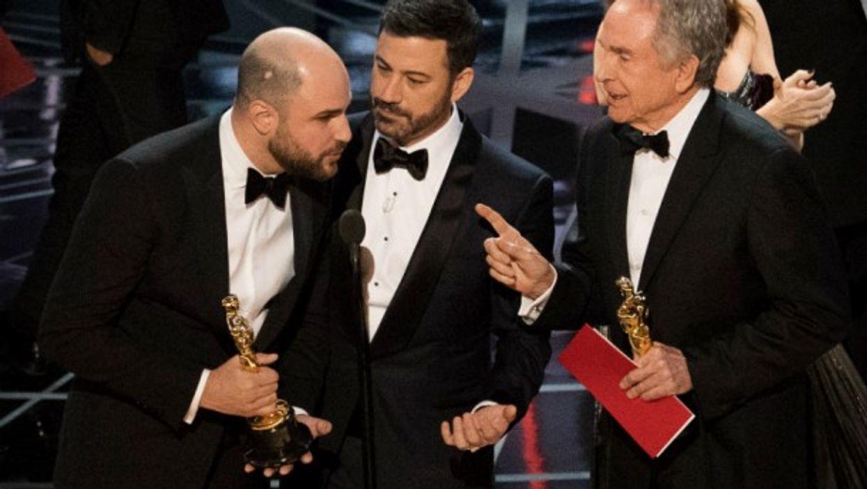 Oscar-worthy SNAFU