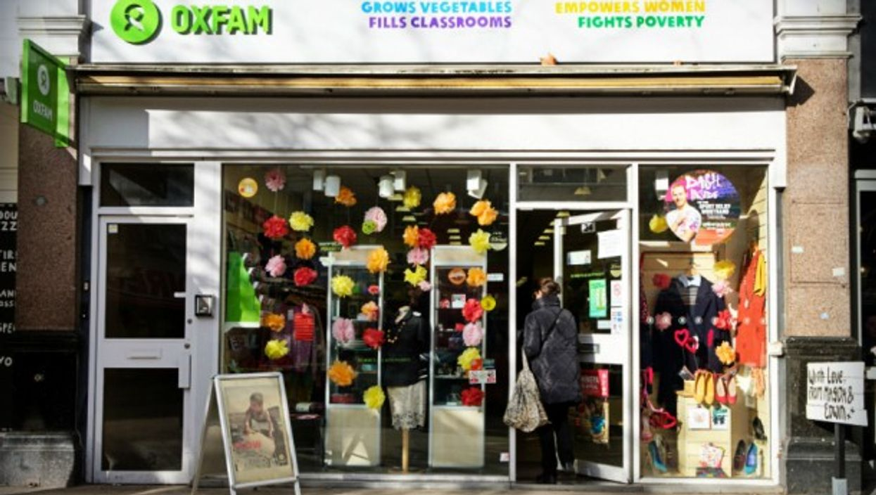 Oxfam at the heart of a new scandal