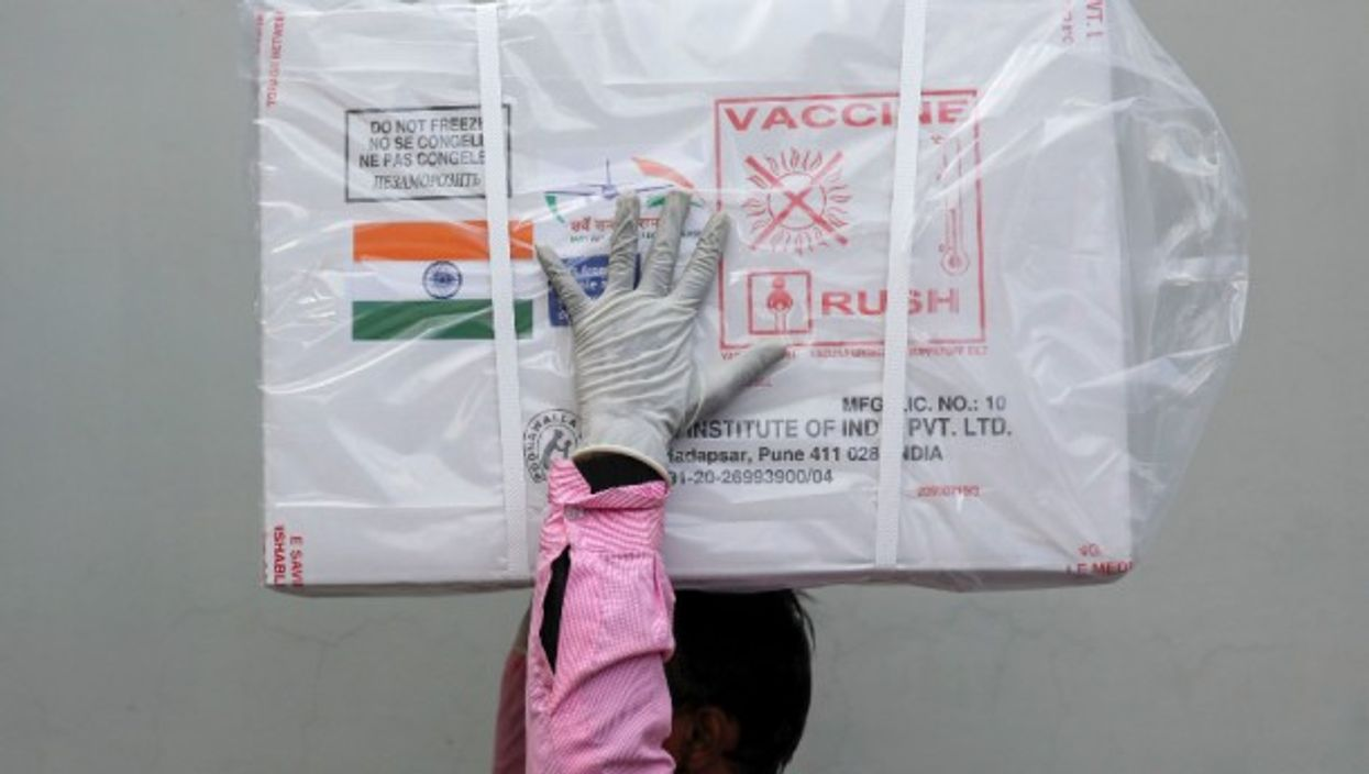 Oxford-Astrazeneca COVID-19 vaccines arriving in Dhaka after India sent more than 20 million free doses to Bangladesh as a gift