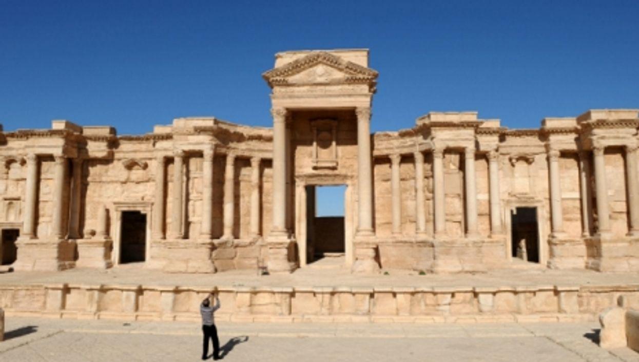 Palmyra, in 2011.