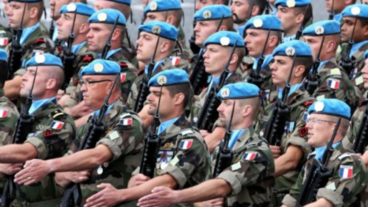 Paris' Bastille Day military parade