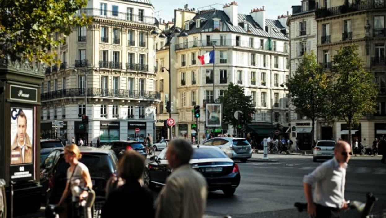 Paris has manycharacteristics of the modern-day sustainable city
