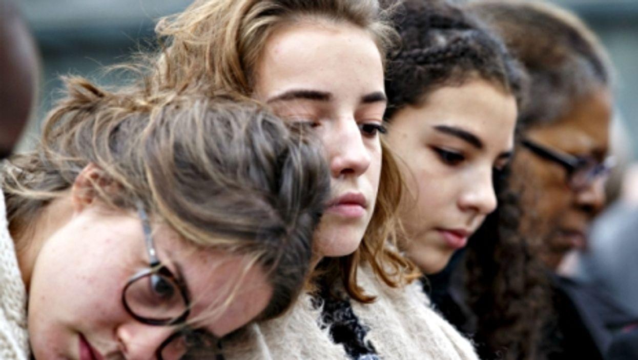 Paris is still in mourning
