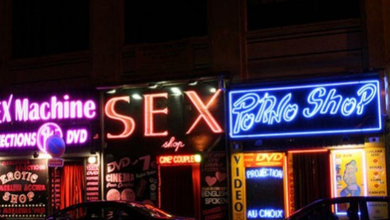 Paris' Pigalle Red Light District