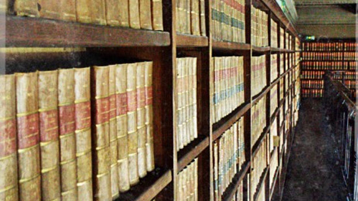 Paris's BIUS boasts some 350,000 books