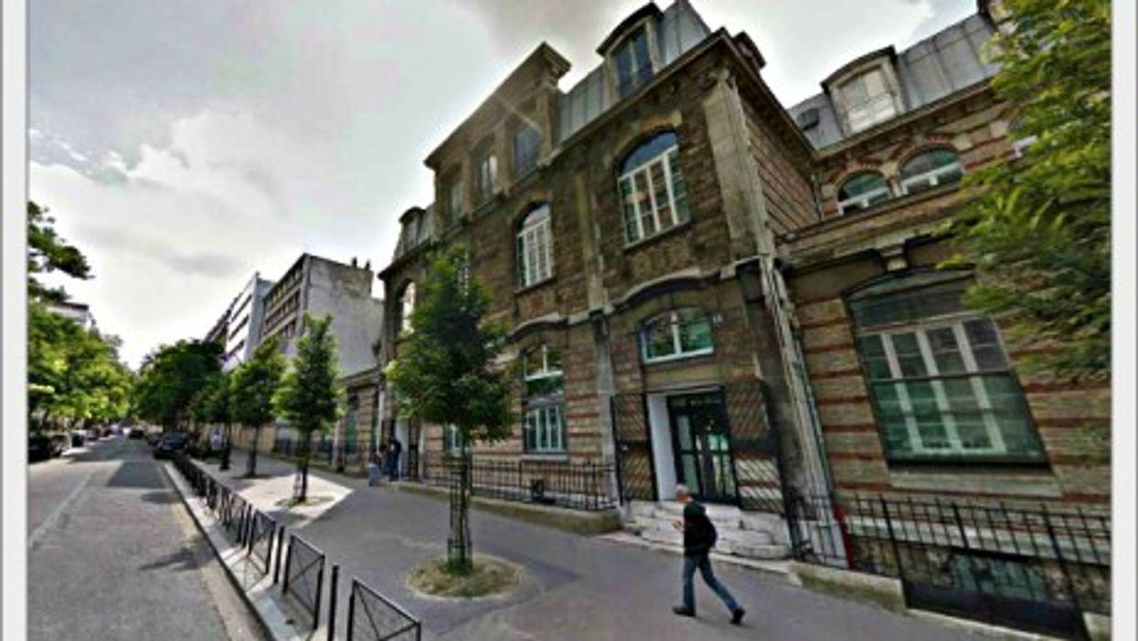Paris's Lucien de Hirsch Lycée