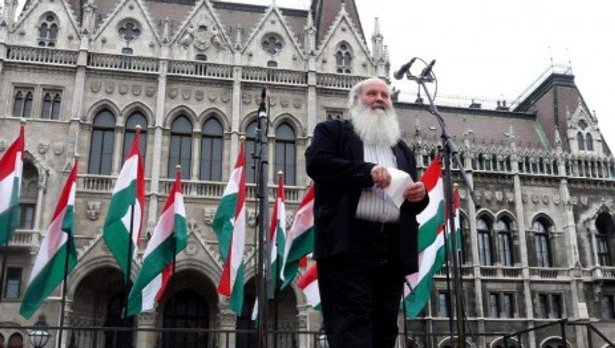 Pastor Gabor Ivanyi of Hungary's Evangelical Brotherhood (Wikipedia)