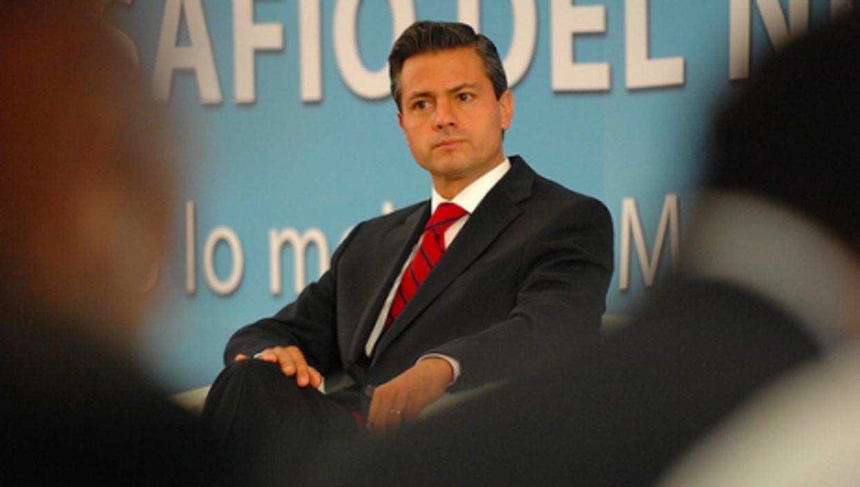 Peña Nieto has big ambitions